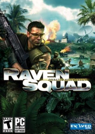 Скачать игру raven squad
