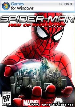 Скачать spider man: web of shadows торрент бесплатно на компьютер.