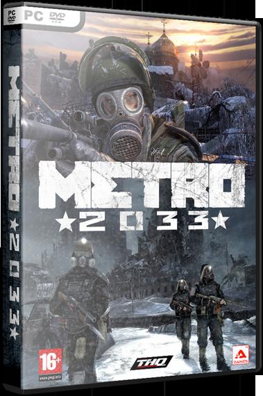 Метро 2033: луч надежды / metro: last light (2013) рс   repack от.