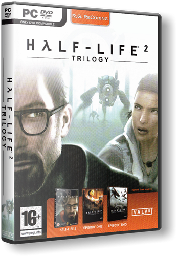 трилогия half-life 2 скачать торрент