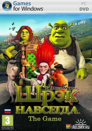 Shrek 2 the game скачать торрент бесплатно на компьютер (pc).